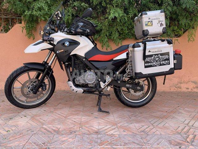 MBW 650 GS acec accessoire - 2