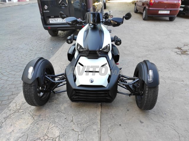 can am ryker special edition - 1