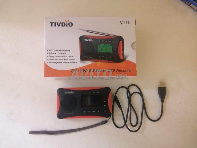 Radio mp3 Tivdio v116 - 2