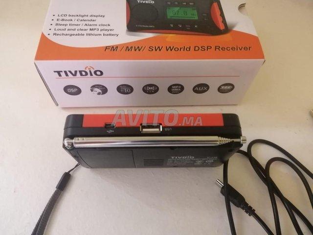Radio mp3 Tivdio v116 - 6