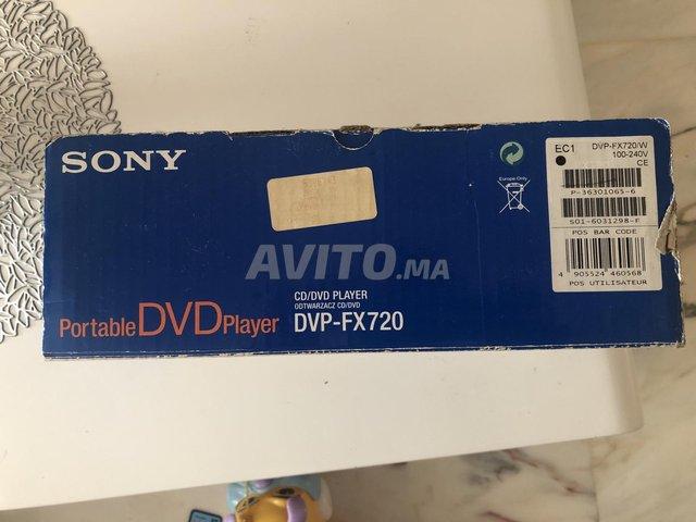 Lecteur dvd portable sony - 4