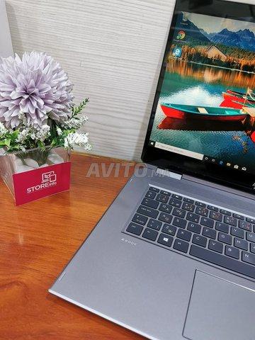 HP ZBOOK STUDIO X360 G5 XEON 32GB 512GB P1000 4GB - 4