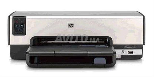 Imprimante HP Deskjet 6943 couleur Neuf - 2
