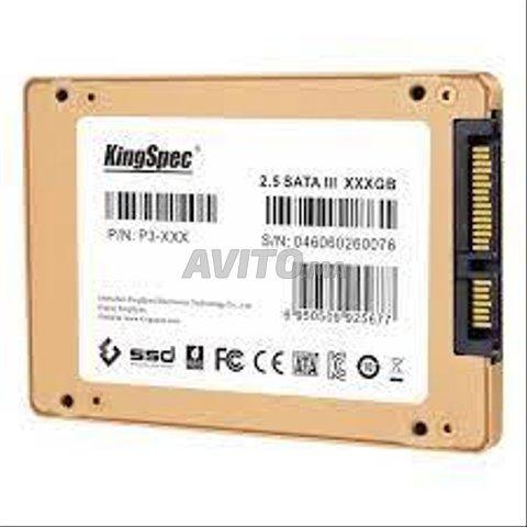 VENTE SSD KINGSPEC 256 SSD PRO NEUF  - 1