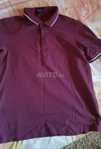 fred perry polo shirt  neuf L XL - 2