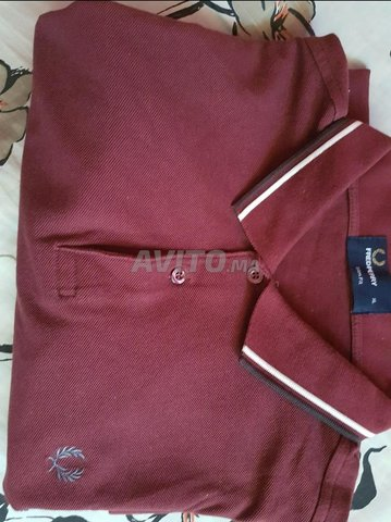 fred perry polo shirt  neuf L XL - 3