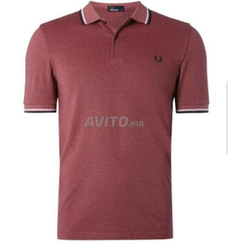 fred perry polo shirt  neuf L XL - 5