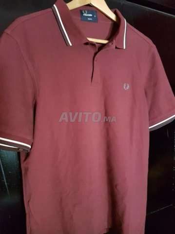fred perry polo shirt  neuf L XL - 1