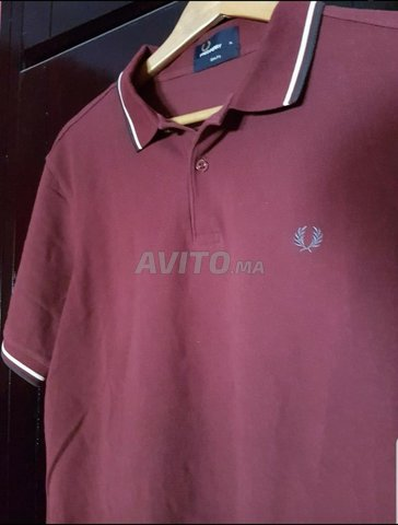 fred perry polo shirt  neuf L XL - 6