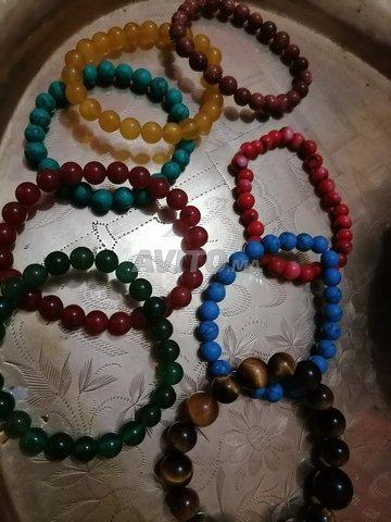 Bracelets de pierres pour energies - 1