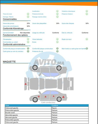 Avito Bi3-liya Mercedes Classe C - 8