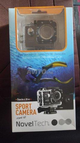 Sport Camera (1080p) (30m) sans carte mémoire  - 1