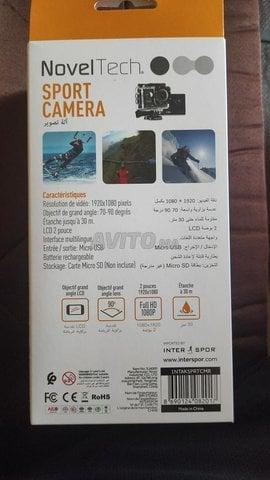 Sport Camera (1080p) (30m) sans carte mémoire  - 2