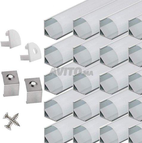 Le canal d'aluminium led StarlandLed - 1
