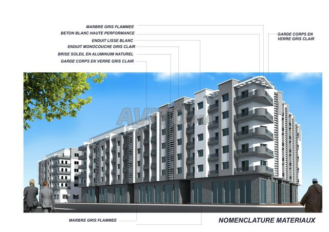 locaux commerciaux à partir de  21 m² plus 12m² MZ - 1