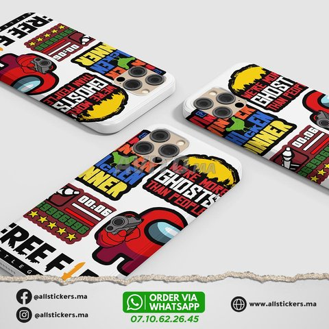 Gaming Stickers Pack - 3