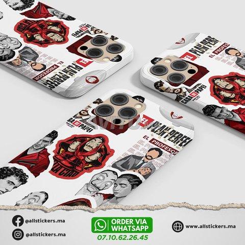 La casa de papel Stickers Pack - 3