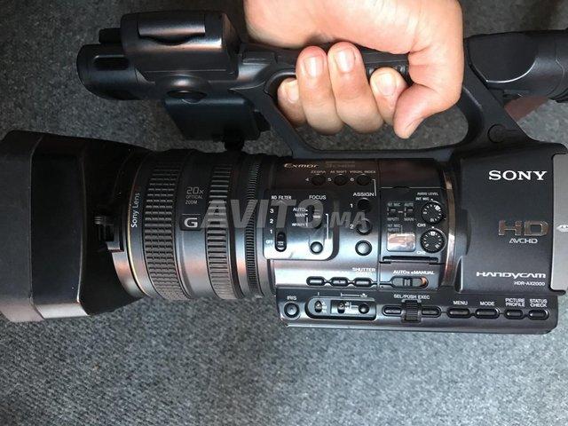 Sony ax2000 - 4
