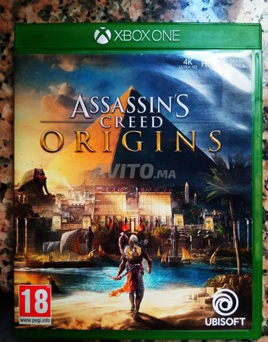 assassin's Creed origins Xbox one - 1