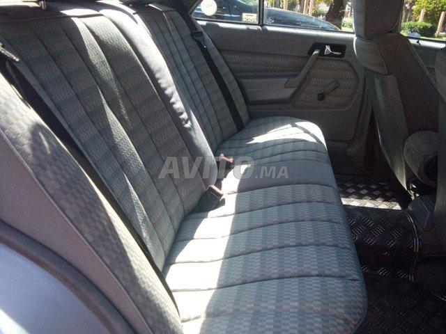 Mercedes Benz 190 D  - 6