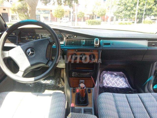 Mercedes Benz 190 D  - 7