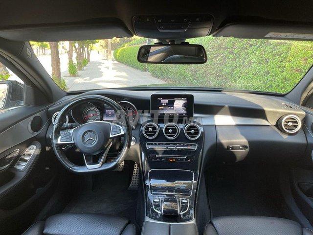 Mercedes C220 amg  - 5