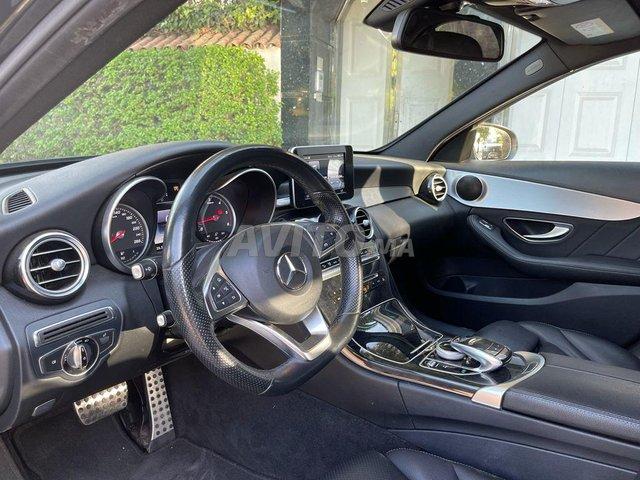 Mercedes C220 amg  - 6