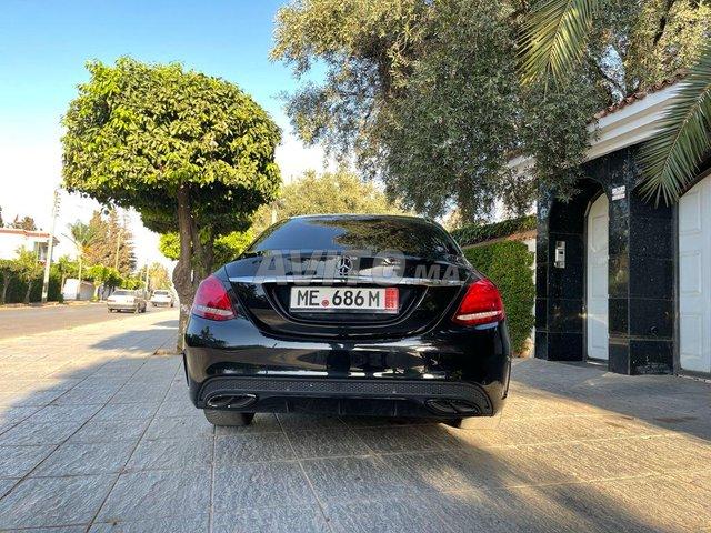 Mercedes C220 amg  - 1