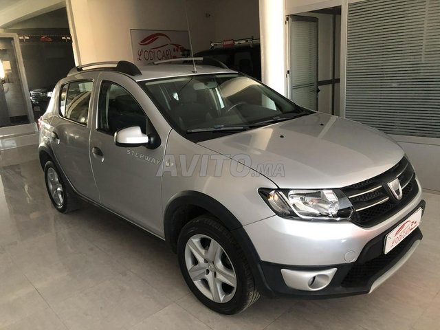 Dacia Sandro stepwav - 5