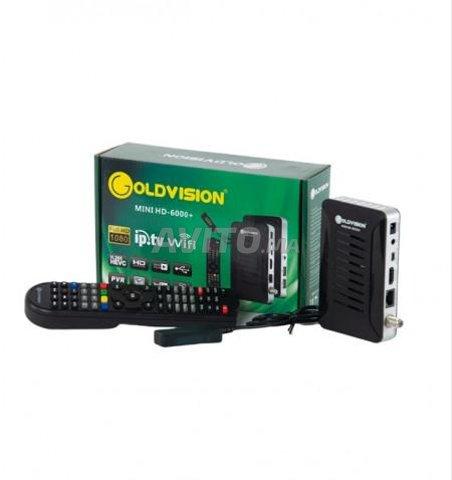 GOLDVISION MINI HD 6000 PLUS - 1
