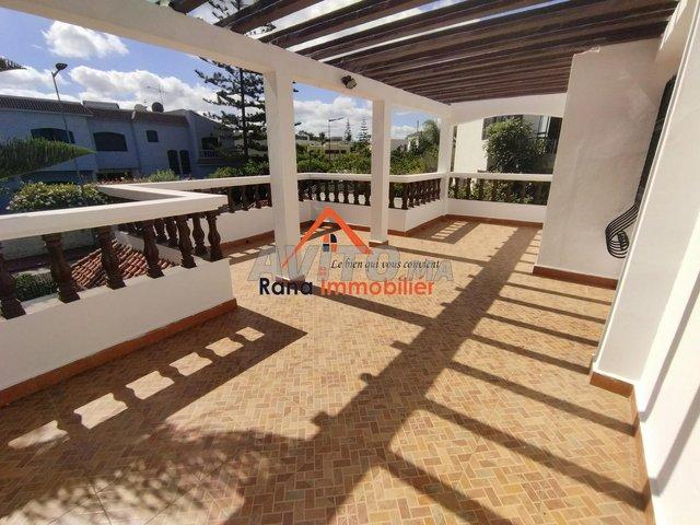 villa à louer sur Hay Riad - 7