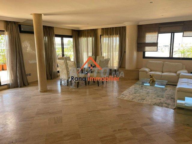 Appartement meublé à louer sur l'Agdal - 3