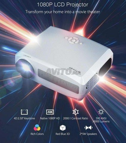 Video Projecteur home-cinema - 8