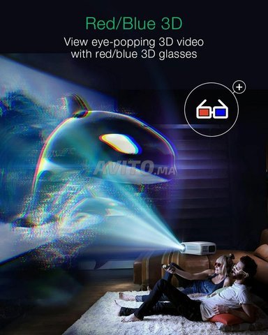 Video Projecteur home-cinema - 3