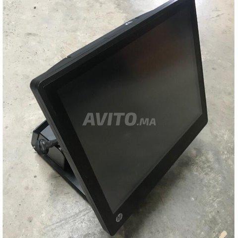 LOT DES Caisse Tactile HP RP7800 Core i5  - 3