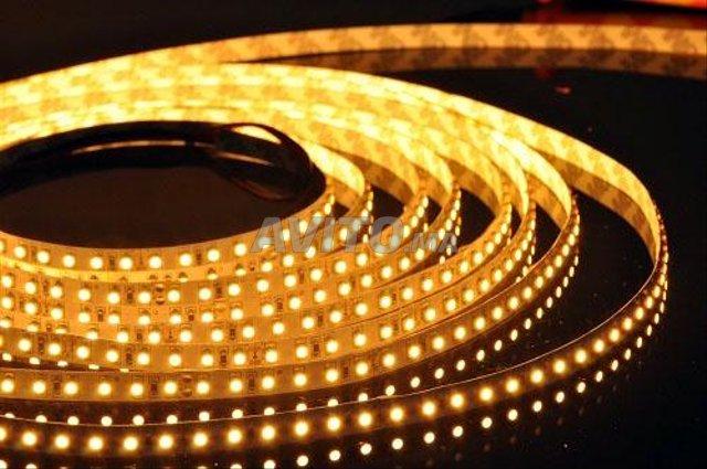 RUBAN 3528 120 led par metre IP65  - 3