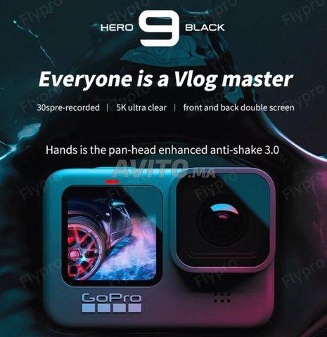 Camera Go Pro HERO 9 Black  - 1