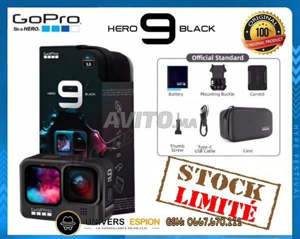 Camera Go Pro HERO 9 Black  - 4