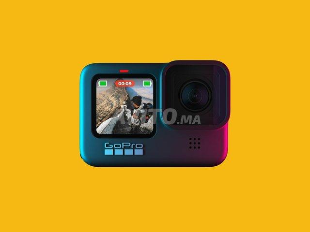 Camera Go Pro HERO 9 Black  - 5