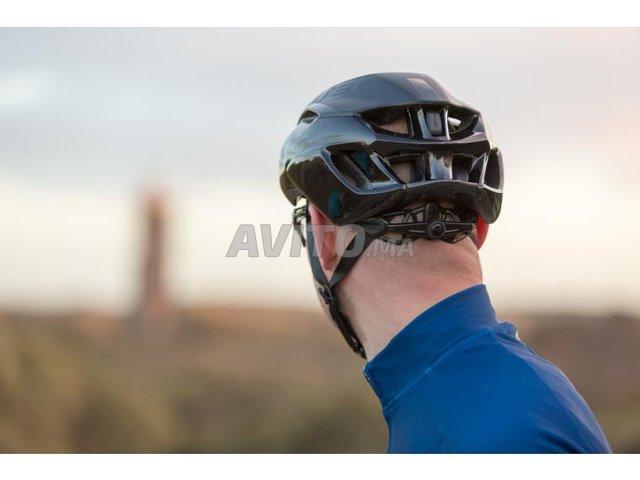 Casque Aéro Vélo Route Triathlon Met Manta Gel L - 5