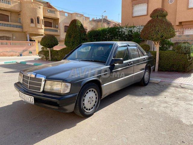 Mercedes 190 - 4