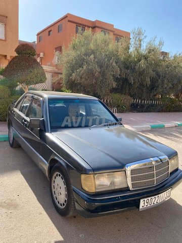 Mercedes 190 - 5