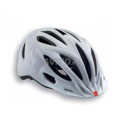 Casque Vélo Ville Ebike VTC Met 20 Miles Blanc L - 3