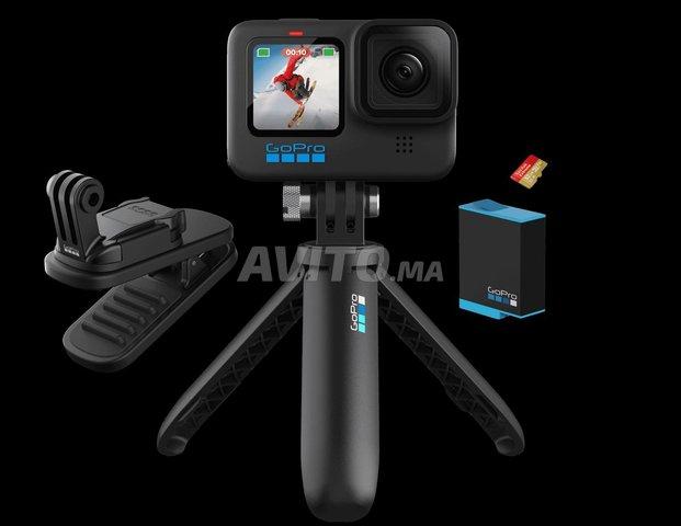 Go pro Gopro Hero 10 Black avec accessoires - 1