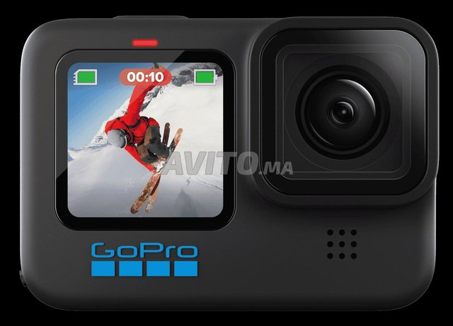 Go pro Gopro Hero 10 Black avec accessoires - 2