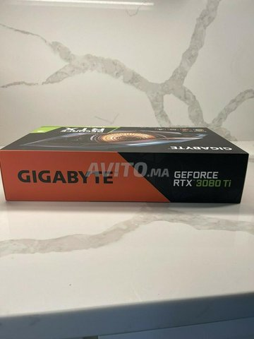 Gigabyte RTX 3080 Ti 12G Gaming OC Graphics - 3