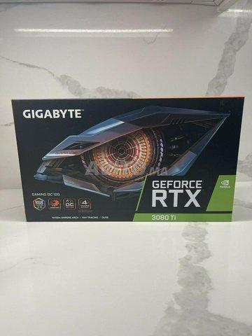 Gigabyte RTX 3080 Ti 12G Gaming OC Graphics - 1