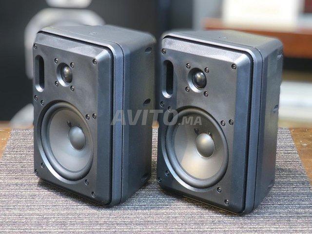 Full-range Speakers Hi-Fi et Monitoring 120WATT x2 - 2