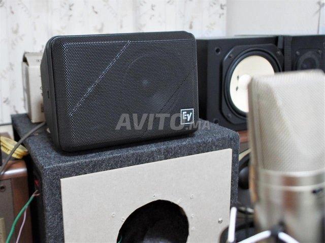 Full-range Speakers Hi-Fi et Monitoring 120WATT x2 - 4