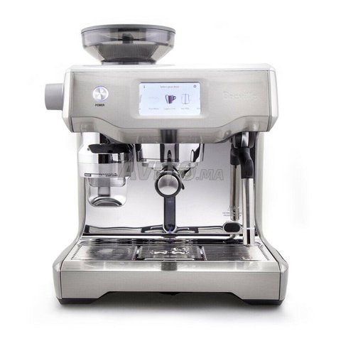 Machine à expresso Breville Oracle Touch BES990BSS - 5